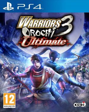 Echanger le jeu Warriors Orochi 3 Ultimate sur PS4