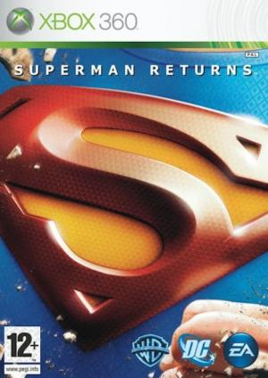 Echanger le jeu Superman Returns sur Xbox 360