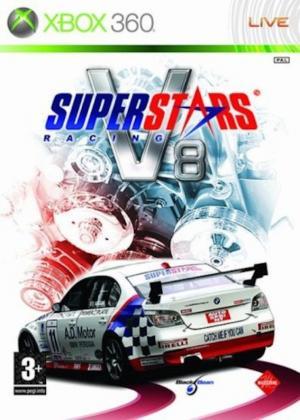Echanger le jeu Superstars Racing V8 sur Xbox 360