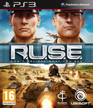 Echanger le jeu R.U.S.E sur PS3