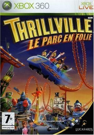Echanger le jeu Thrillville : le parc en folie sur Xbox 360