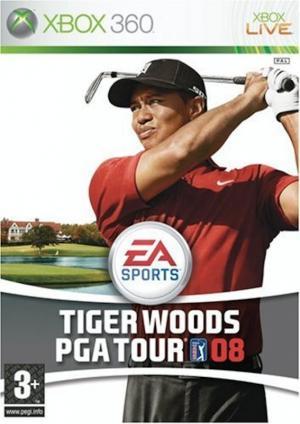 Echanger le jeu Tiger Woods PGA Tour 08 sur Xbox 360
