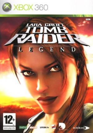 Echanger le jeu Tomb Raider Legend sur Xbox 360