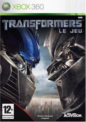 Echanger le jeu Transformers sur Xbox 360