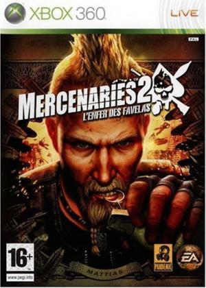 Echanger le jeu Mercenaries 2 : l'enfer des favelas sur Xbox 360
