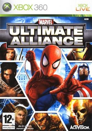 Echanger le jeu Marvel Ultimate Alliance sur Xbox 360