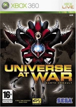 Echanger le jeu Universe at War sur Xbox 360