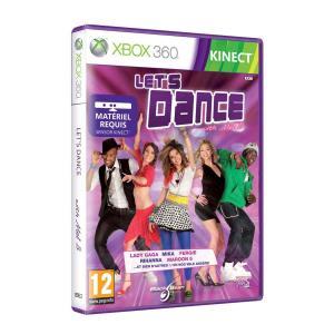 Echanger le jeu Let's dance sur Xbox 360