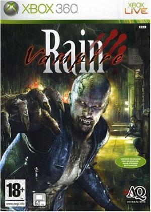 Echanger le jeu Vampire Rain sur Xbox 360