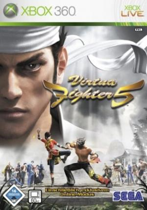 Echanger le jeu Virtua Fighter 5 sur Xbox 360