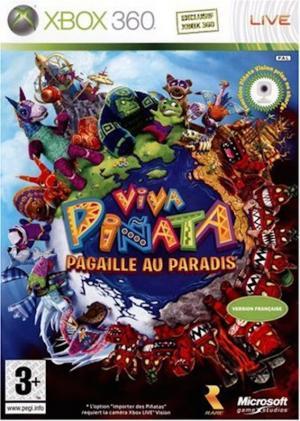 Echanger le jeu Viva Pinata : Pagaille au Paradis sur Xbox 360