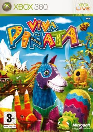 Echanger le jeu Viva Pinata sur Xbox 360