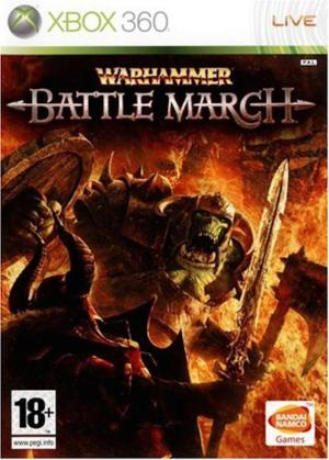 Echanger le jeu Warhammer Battle March sur Xbox 360