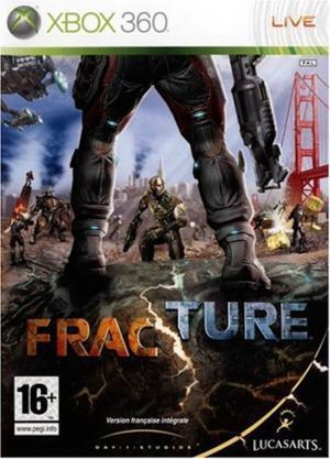 Echanger le jeu Fracture sur Xbox 360