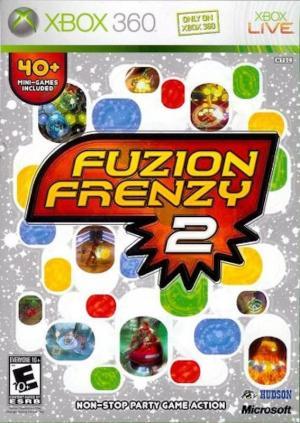 Echanger le jeu Fuzion Frenzy 2 sur Xbox 360