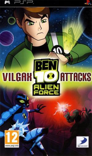 Echanger le jeu Ben 10 Alien Force Vilgax Attacks sur PSP