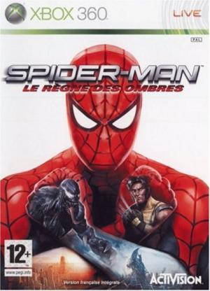 Echanger le jeu Spiderman : Le règne des ombres sur Xbox 360