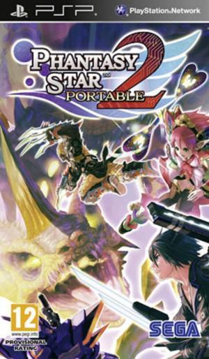 Echanger le jeu Phantasy Star Portable 2 sur PSP