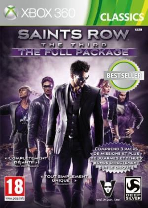 Echanger le jeu Saints Row sur Xbox 360