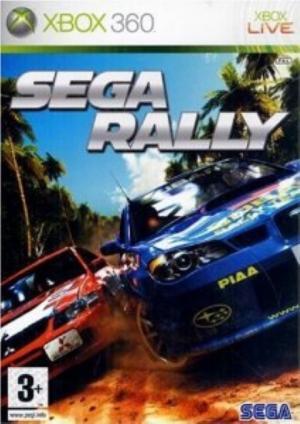 Echanger le jeu Sega Rally sur Xbox 360