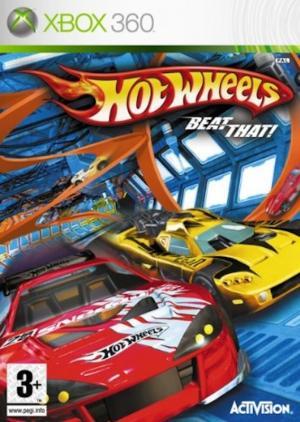 Echanger le jeu Hot Wheels : Beat That sur Xbox 360