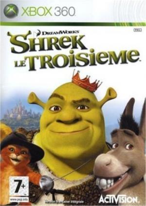 Echanger le jeu Shrek Le troisième sur Xbox 360