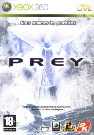 Echanger le jeu Prey sur Xbox 360
