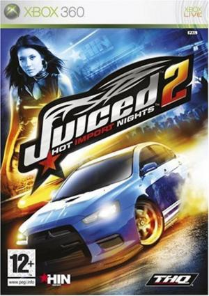 Echanger le jeu Juiced 2: Hot Import Nights sur Xbox 360