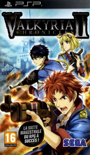 Echanger le jeu Valkyria Chronicles II sur PSP