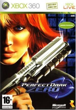 Echanger le jeu Perfect Dark Zero sur Xbox 360