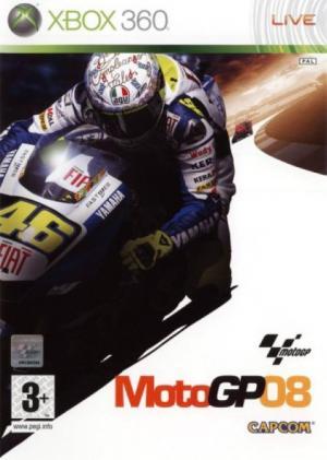 Echanger le jeu Moto GP 08 sur Xbox 360