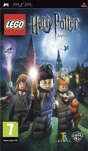 Echanger le jeu Lego Harry Potter : années 1 à 4 sur PSP