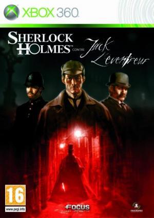 Echanger le jeu Sherlock Holmes VS Jack l'eventreur sur Xbox 360