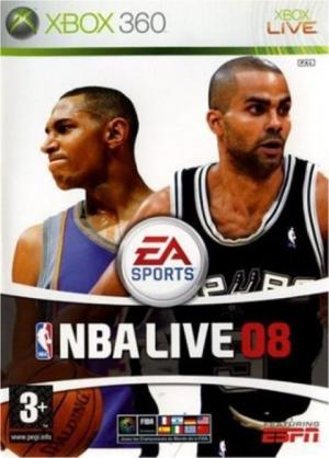 Echanger le jeu NBA Live 08 sur Xbox 360