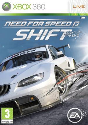 Echanger le jeu Need for speed : shift sur Xbox 360