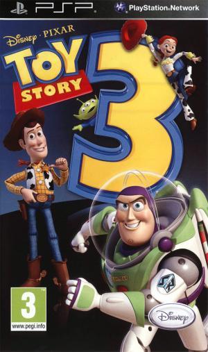 Echanger le jeu Toy Story 3 sur PSP