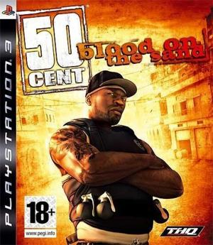 Echanger le jeu 50 Cents blood on the sand sur PS3