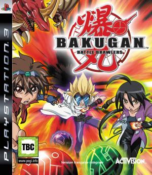Echanger le jeu Bakugan sur PS3