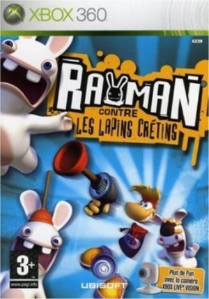 Echanger le jeu Rayman contre les Lapins Crétins sur Xbox 360