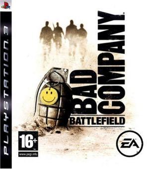 Echanger le jeu Battlefield Bad Company sur PS3
