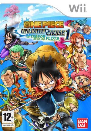 Echanger le jeu One Piece Unlimited Cruise 1 Le Trésor sous les Flots sur Wii