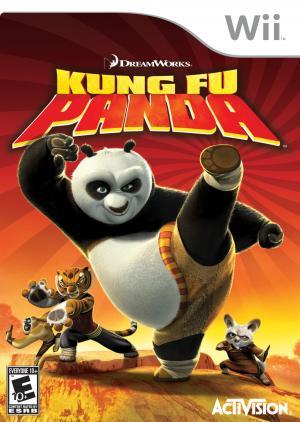 Echanger le jeu Kung Fu Panda Les Guerriers Légendaires sur Wii