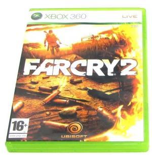 Echanger le jeu Far Cry 2 sur Xbox 360