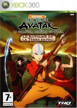 Echanger le jeu Avatar the burning earth sur Xbox 360
