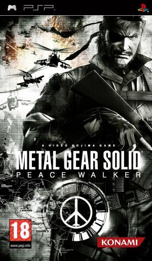 Echanger le jeu Metal Gear Solid Peace Walker sur PSP
