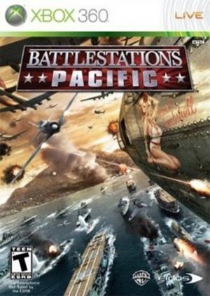Echanger le jeu Battlestations : Pacific sur Xbox 360