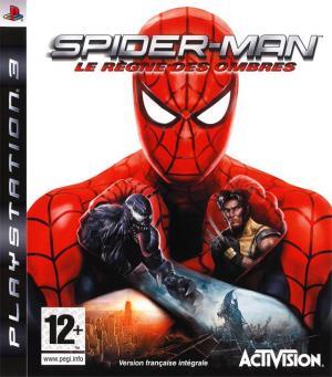 Echanger le jeu Spiderman : Le regne des ombres sur PS3