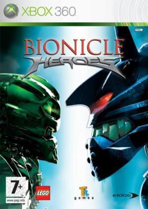 Echanger le jeu Bionicle Heroes sur Xbox 360