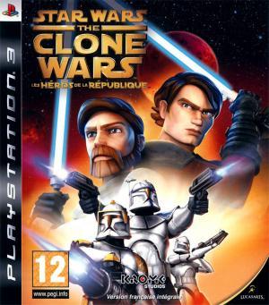 Echanger le jeu Star Wars : Clone Wars - les Heros de la Republique sur PS3