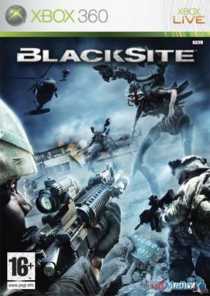 Echanger le jeu Blacksite Area 51 sur Xbox 360